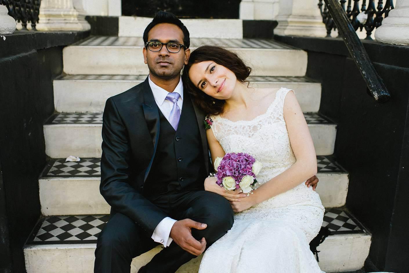 Weddings - John Violeta 0560 2 by Nasser Gazi London Wedding Photographer